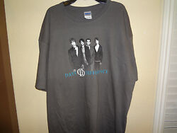 New Mens Days Difference Band T Shirt Gray 100% Cotton $7.99