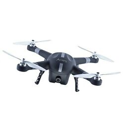 Aries BlackBird X10 Drone Quadcopter with built in 16MP Camera NO BATTERY $139.00