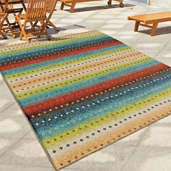 RUGS AREA RUGS OUTDOOR RUGS INDOOR OUTDOOR RUGS OUTDOOR CARPET STRIPED COOL RUGS