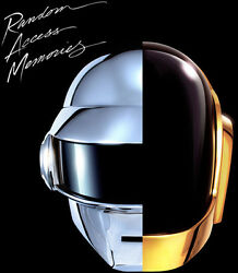 Daft Punk - Random Access Memories [New CD]