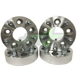 5X4.75 TO 5X4.5 WHEEL ADAPTERS 1.25 INCH THICK  5X120 TO 5X114.3 12X1.5 STUDS