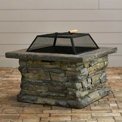Outdoor Fire Pit  29