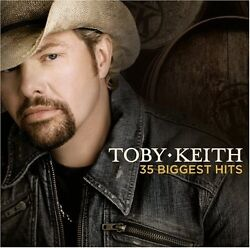 Toby Keith 35 Biggest Hits New CD $13.62