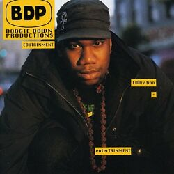 Boogie Down Productions Edutainment New CD $9.24