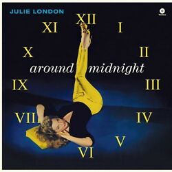 Julie London - Around Midnight [New Vinyl] Bonus Track 180 Gram