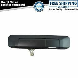 Tailgate Handle With Rear View Camera Provision Black for Tacoma Truck New $18.63