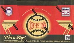 2012 Panini Cooperstown Hall of Fame Baseball Pick A Player $0.99