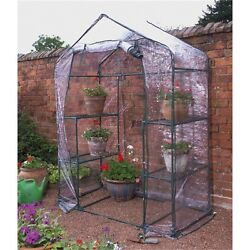 Replacement Walk-in Greenhouse Cover - Walk In Garden Spare Pvc