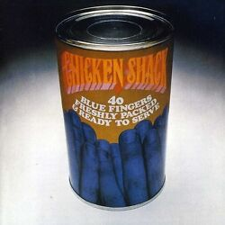 Chicken Shack - 40 Blue Fingers Freshly Packed & Ready to Serve [New CD]