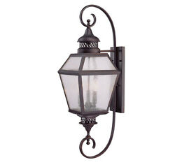 Savoy House 5-774-13 Chiminea Foyer Pendants English Bronze