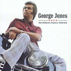 George Jones Definitive Country Collection New CD $9.56