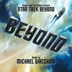 Michael Giacchino - Star Trek Beyond (Music From the Motion Picture) [New Vinyl]