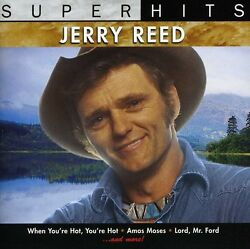 Jerry Reed Super Hits New CD $8.81