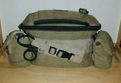 Tactical Tailor Medical Bag Pack Gently Used With  Medical Supply expired