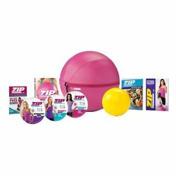 The Firm Zip Trainer Medicine Ball Kit