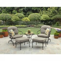 Patio Bistro Set Chairs W Table Furniture Outdoor Leisure Chat Garden Furnishing