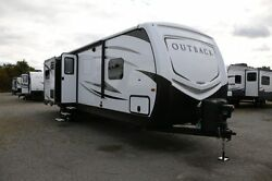 New 2017 Outback 325BH Travel Trailer Outdoor Kitchen - 2384