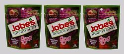 54 JOBE#x27;S Potted Plants amp; Hanging Basket FERTILIZER SPIKES Slow Release EASY New $20.77