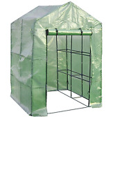Greenhouse Portable Mini Green Grow Hot House 8 Shelves Plant Growth Garden New