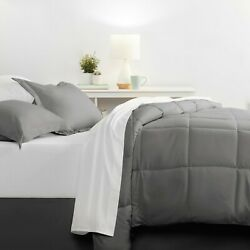 Hotel Quality Entire 8 Piece Bed in a Bag by The Home Collection $53.99