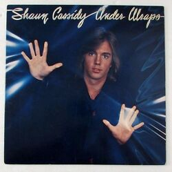 Shaun Cassidy UNDER WRAPS WARNER BROS. RECORDS BSK 3222 USA LP A269