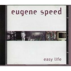 EUGENE SPEED Easy Life CD UK Reactor 5 Track BW Lock Me Out Secure If Only