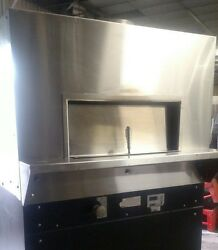 woodstone wood stone pizza oven works great