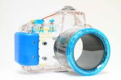 Dive Rated Waterproof Underwater Polaroid Case For Sony Alpha NEX 3 w 18 55mm $25.95