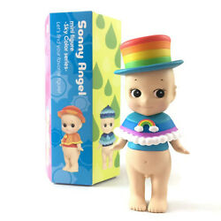 SONNY ANGEL MINI FIGURE SKY COLOR SERIES LIMITED quot;RAINBOWquot; AUTHENTIC COLLECTIBLE $29.99