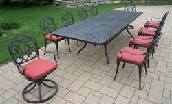 11-Pc Outdoor Extendable Dining Set [ID 2692516]