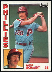 1984 Topps Baseball Pick A Player Cards 601 792 $0.99