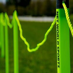 FORZA Astroturf Soccer Crowd Barrier (65130yrd) - Highly Visible Pitch Barrier