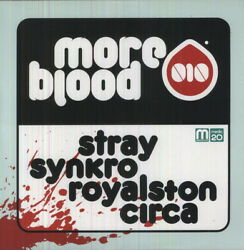 Various Artists - More Blood 010  Various [New 12