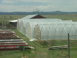 NEW 2- 20 X 96 fTGREENHOUSE KITSCommercial !10ft Ceiling ! FREE LOCAL DELIVERY