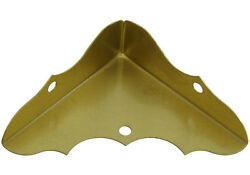 National Hardware N213-447 Decorative Corner Brace Solid Brass 58