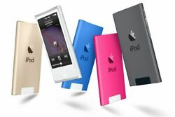 Apple iPod Nano 7th Generation 16GB 8th Used Tested All Colors Free Ship $129.99