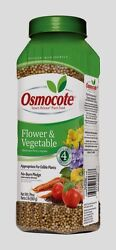 OSMOCOTE Fertilizer Plant Food Granules For Flowers Vegetables 2 lb 277260 NEW $23.10