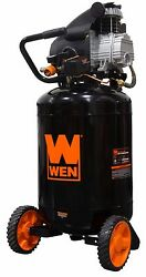 WEN 2202 20 Gallon Oil Lubricated Portable Vertical Air Compressor $228.18