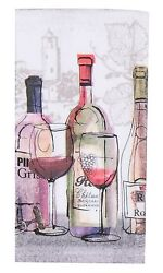 NEW Kay Dee Designs Choice Wine Kitchen Terry Towel $4.99