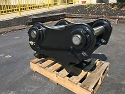 New Hydraulic Quick Coupler for Doosan DX255