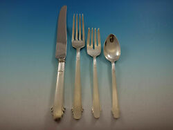 Hunt Club By Durgin Sterling Silver Dinner Setting 4-Piece $249.00