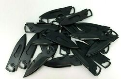 20 piece lot Folding Pocket Knife Carbon blade Light 3 way skeleton handle  $19.98