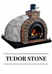 Wood fired pizza oven - Outdoor wood oven
