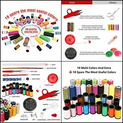 Sewing Kit for Sewing Machine for Premium Supplies Sewing Needles