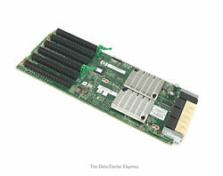 HP DL585 G7 Riser 6X PCIE Slots 590485-B21 Seller Refurbished