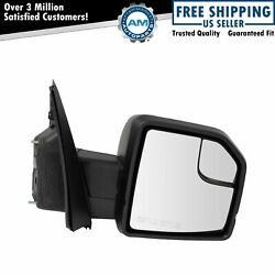 Mirror Power Textured Black Passenger Side Right RH for Ford F150 New $98.20
