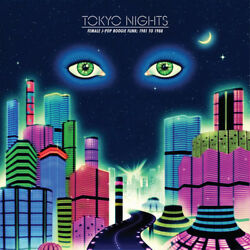 Various Artists Tokyo Nights: Female J Pop Boogie Funk Various Artists New $28.82