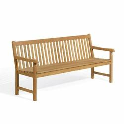 Oxford Garden Classic Six-Inch Outdoor Bench - CD72
