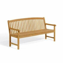 Oxford Garden Chadwick Six-Foot Outdoor Bench - CH72