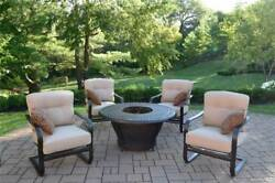 5-Pc Firepit Table Set [ID 3684336]